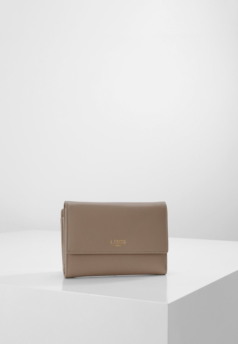 L.CREDI - EVELYN - Wallet - taupe