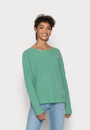 HAYANA - Jumper - green