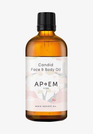 CANDID FACE & BODY OIL - Body oil - candid face & body oil