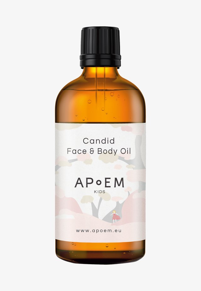 CANDID FACE & BODY OIL - Kroppsolja - candid face & body oil