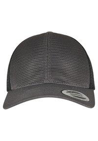 Flexfit - OMNIMESH TONE - Cap - charcoal/black - 4