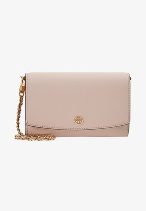 ROBINSON CHAIN WALLET - Across body bag - shell pink