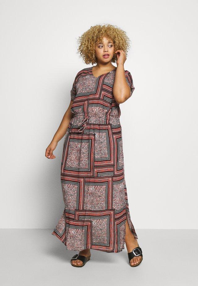 KCMINTA DRESS - Maxi dress - old rose