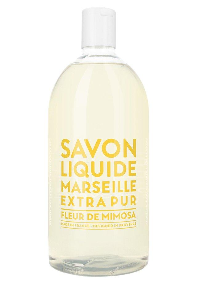 LIQUID MARSEILLE SOAP REFILL - Sapone liquido - mimosa flower