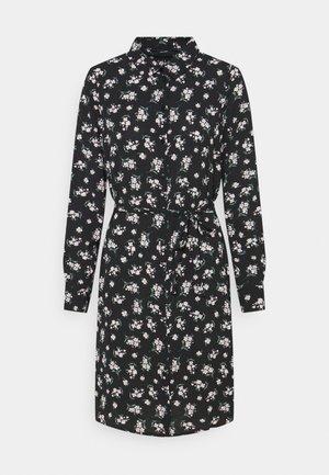 VMSAGA COLLAR DRESS  - Skjortekjole - black/dara
