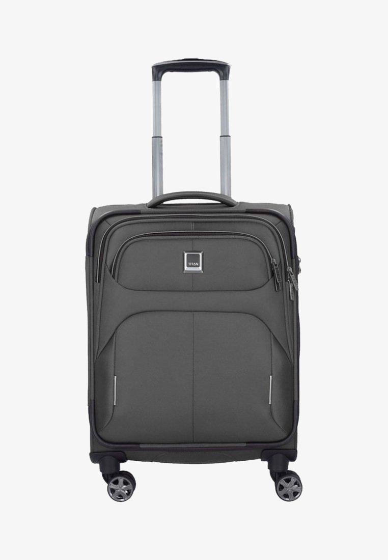 Titan - NONSTOP - Wheeled suitcase - gray