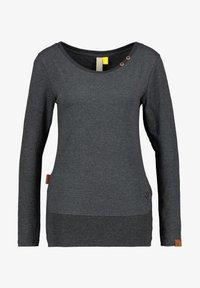 alife & kickin - COCOAK  - Long sleeved top - moonless - 4