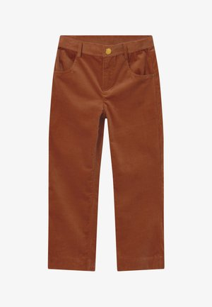 BLANCA - Trousers - baked clay