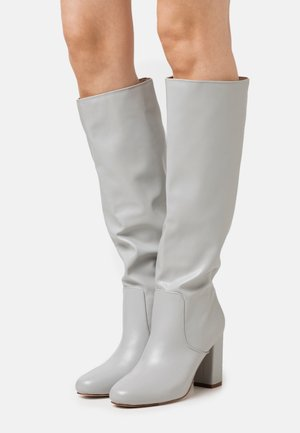 DILENI - High heeled boots - grey