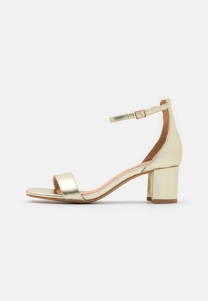 ROSALYNN - Sandals - gold