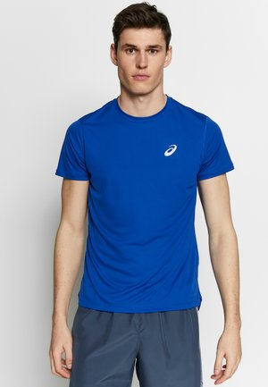 SILVER SS - Basic T-shirt - blue