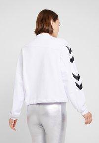 Hummel Hive - CRISSY - Sweatshirt - white - 2