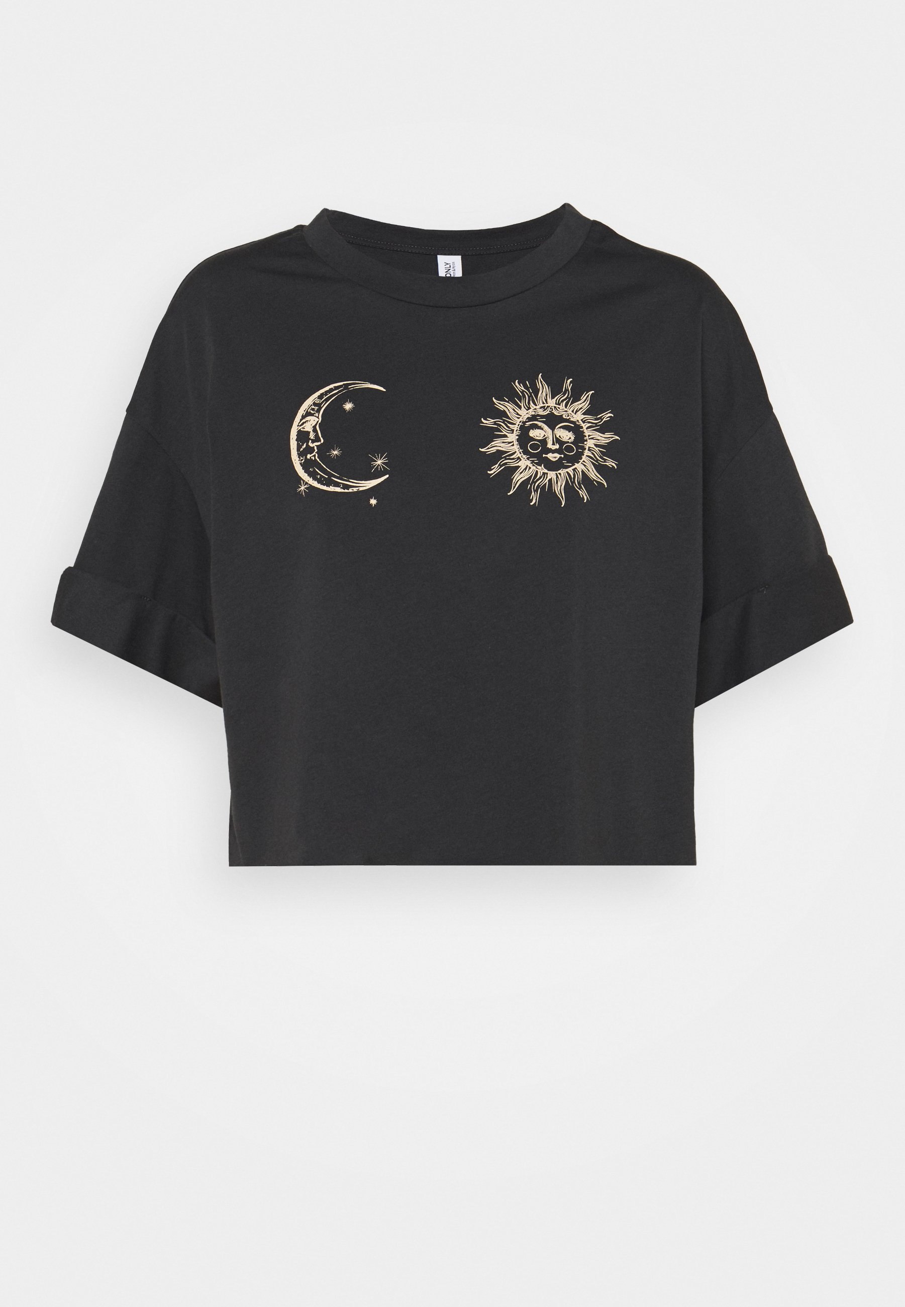 Damen ONLSPIRIT CROPPED - T-Shirt print