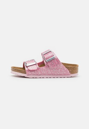 ARIZONA BF - Matalakantaiset pistokkaat - cosmic sparkle candy pink