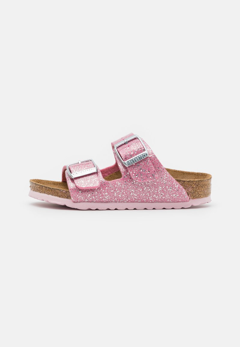 Birkenstock - ARIZONA BF - Pantofle - cosmic sparkle candy pink