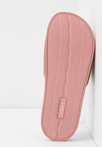 Roxy - SLIPPY SLIDE  - Sandalias planas - rose gold - 6