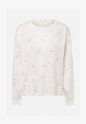 STAR  - Nattøj trøjer - white