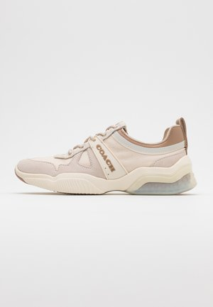 RUNNER - Sneakers basse - chalk/taupe