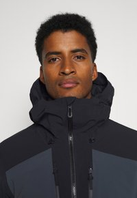 Salomon - HIGHLAND - Veste de ski - black/ebony - 5