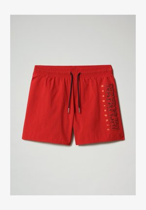 VADYR - Swimming shorts - old red