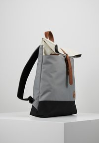 Enter - Mochila - grey/black/natural - 3