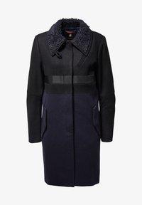 G-Star - EMPRAL SLIM CB PALETOT - Short coat - black/blue - 5