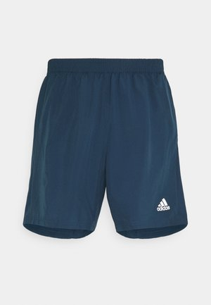 RUN IT SHORT - Short de sport - crew navy