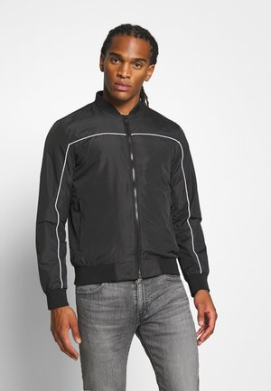 HUNTLEY - Summer jacket - black
