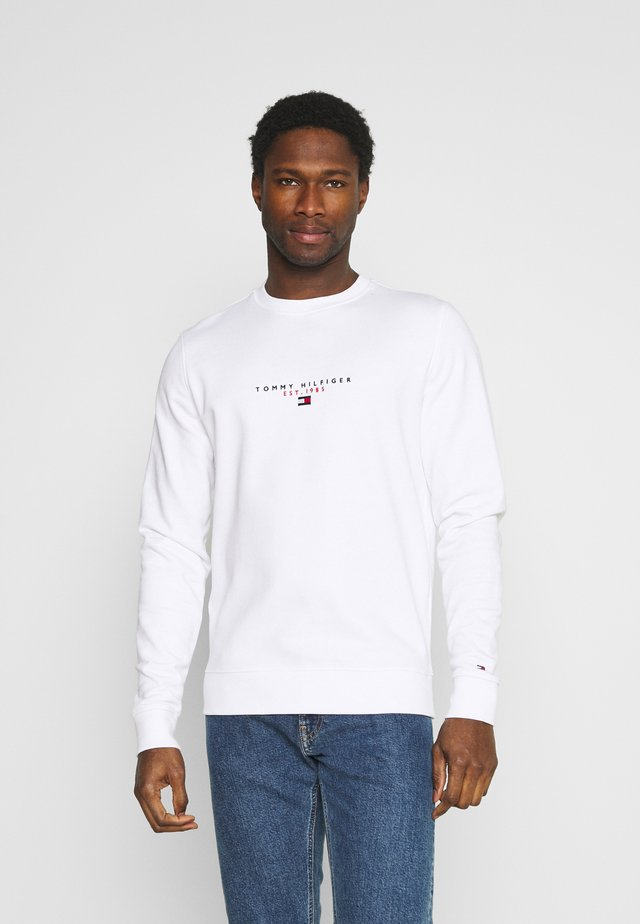 ESSENTIAL CREWNECK - Sweatshirt - white