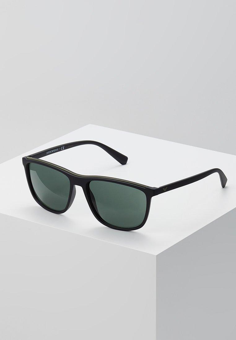 Emporio Armani - Occhiali da sole - matte black