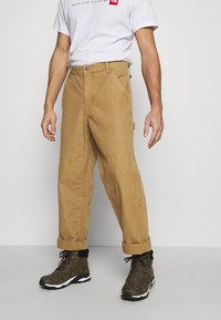 The North Face - BERKELEY  - Trousers - utility brown - 0