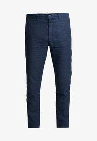 Springfield - PANT LINO TAILOR - Stoffhose - dark blue - 4