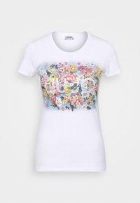 Liu Jo Jeans - MODA - Print T-shirt - white - 3