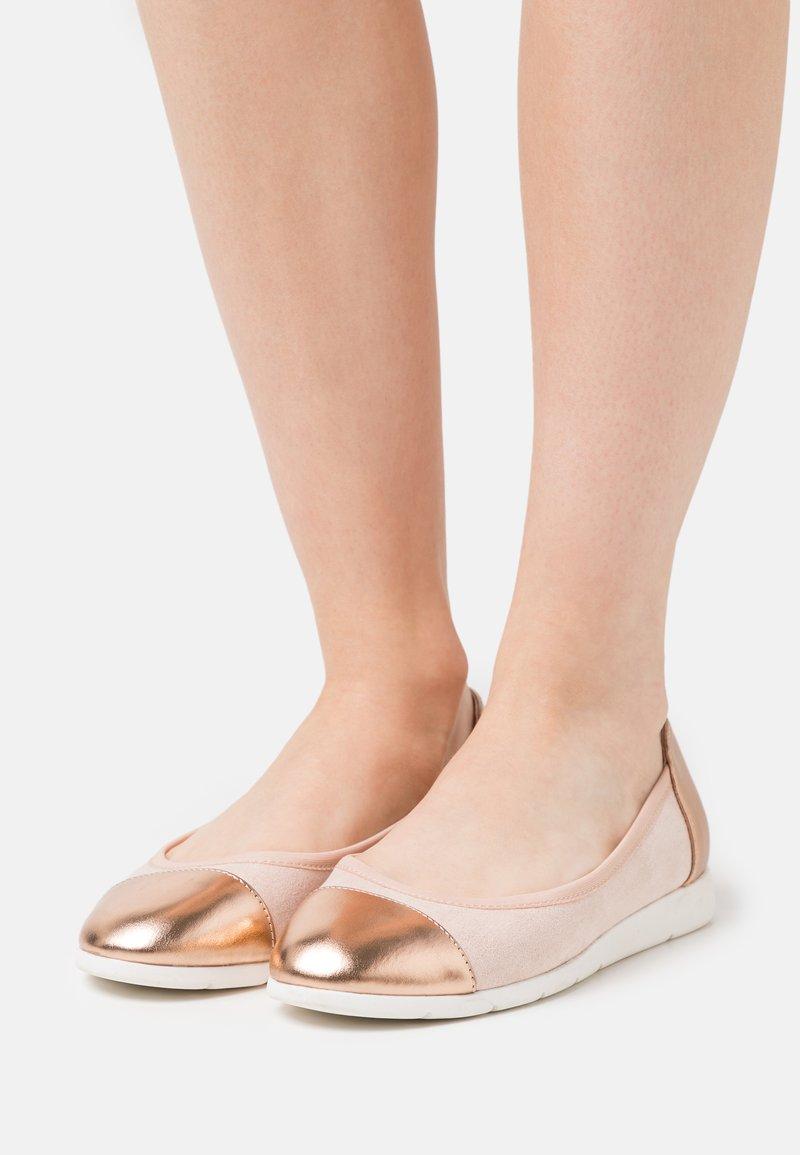 Anna Field - COMFORT  - Bailarinas - light pink