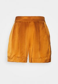 ASCENO - THE ZURICH SHORT - Pyjama bottoms - caramel - 0