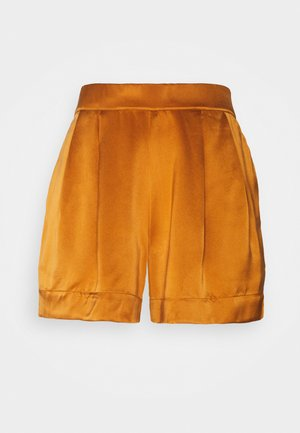 THE ZURICH SHORT - Pyjamabroek - caramel