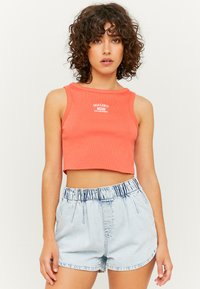 TALLY WEiJL - Denim shorts - blu - 0