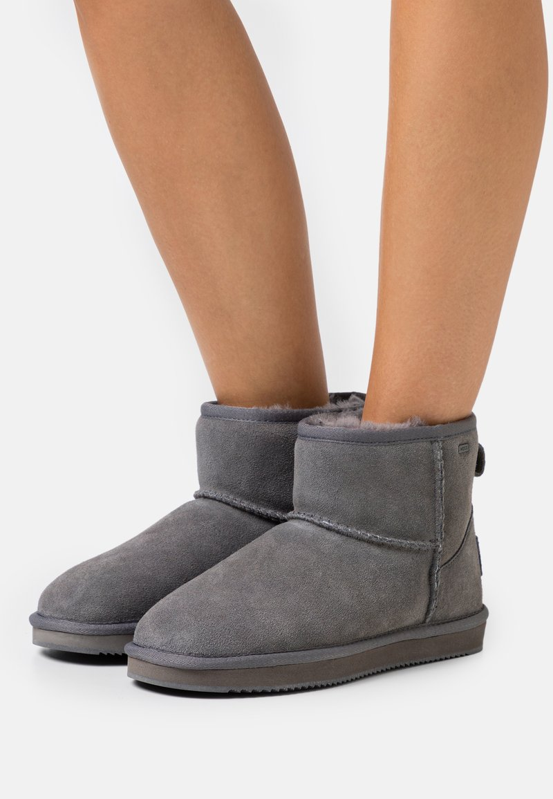 Mexx - BOBBY JANE - Classic ankle boots - grey