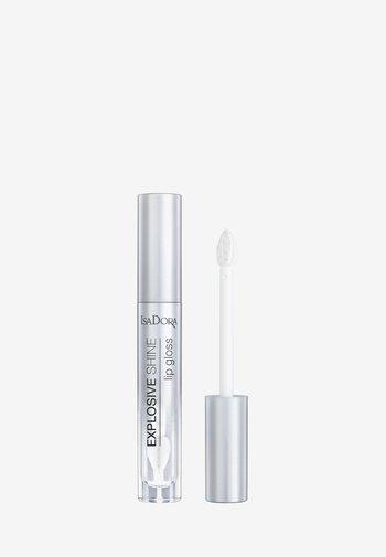 EXPLOSIVE SHINE LIP GLOSS - Lip gloss - crystal clear