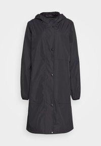 EDITH RAINJACKET - Waterproof jacket - black