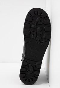 Camper - BRUTUS - Lace-up ankle boots - black - 6