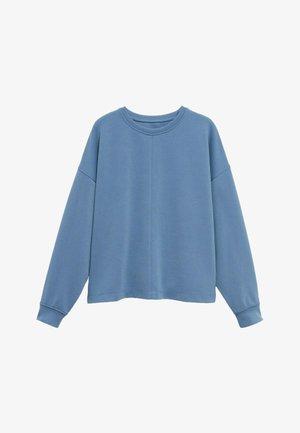Sweatshirt - blauw