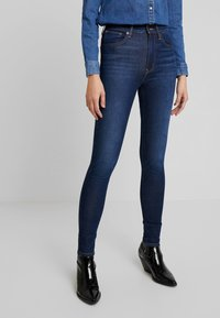 Levi's® - MILE HIGH SUPER SKINNY - Jeans Skinny Fit - on the rise - 2