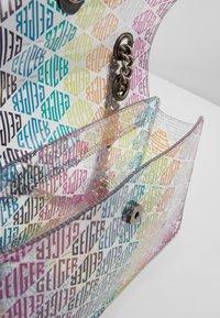Kurt Geiger London - TRANSPARENT KENSINGTON BG - Across body bag - multi-coloured - 5