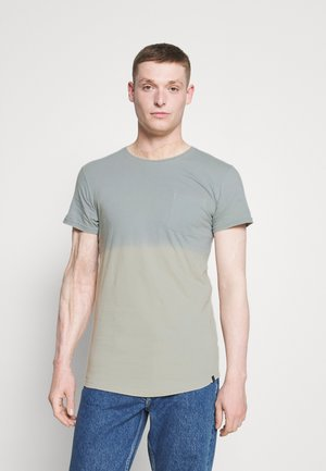 CLIFF - T-shirt - bas - sky way