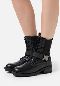 Anna Field - Lace-up ankle boots - black - 0