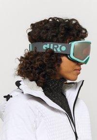 Giro - MIL - Gogle narciarskie - blue - 0