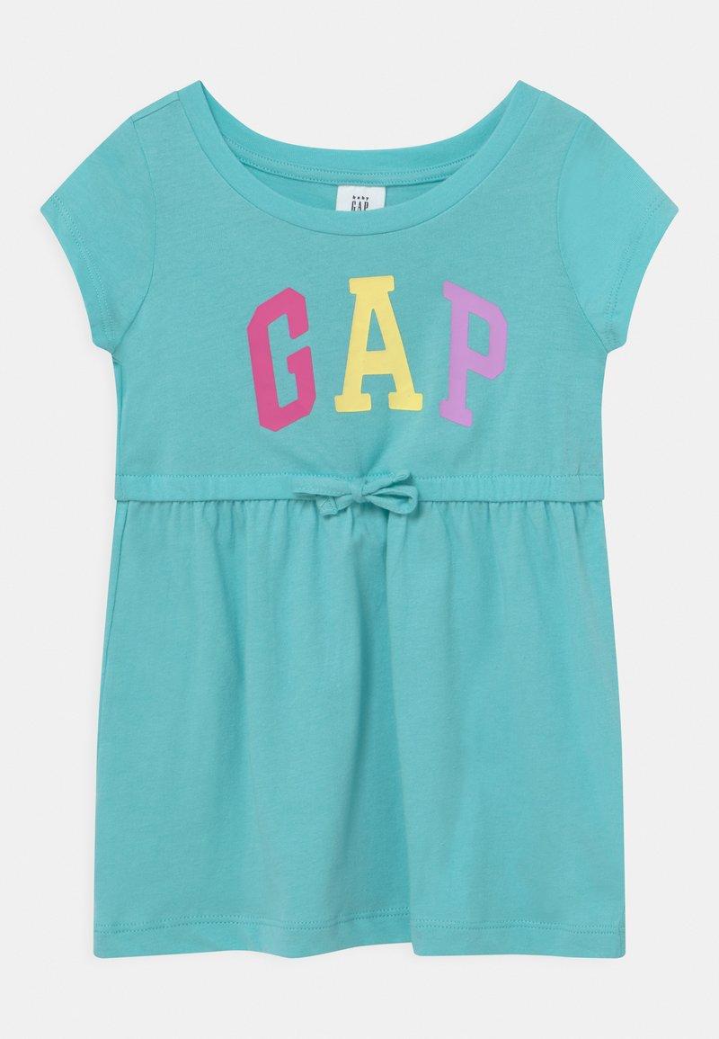 GAP - TODDLER GIRL - Žerzejové šaty - ice water blue