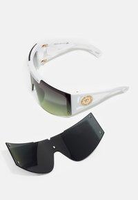 Versace - SET - Occhiali da sole - white - 4