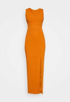 MELANIA CUT OUT DRESS - Ballkjole - orange